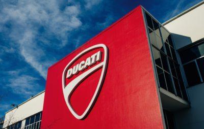 Ducati lance une «course» internationale contre le Covid-19 :: Récolte de fonds