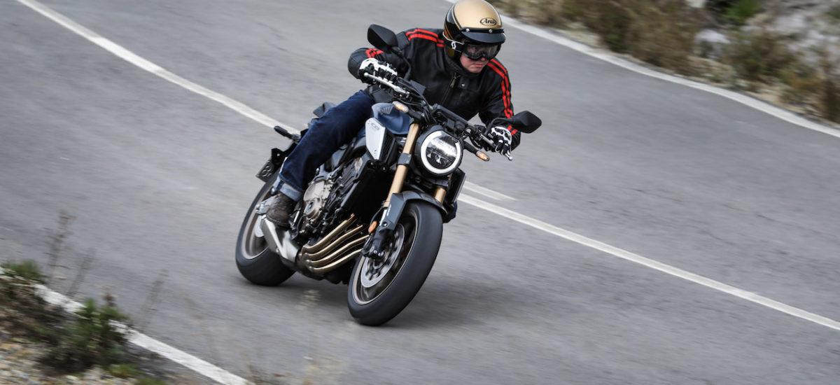 Honda CB 650 R, le retour du quatre-cylindres, rageur mais accessible
