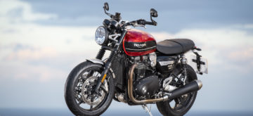 Test de la nouvelle Triumph Speed Twin