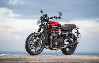 Test de la nouvelle Triumph Speed Twin :: Nouveauté 2019