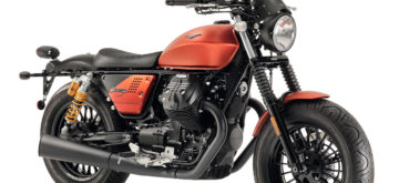 OFRAG devient l'importateur Moto Guzzi pour la Suisse