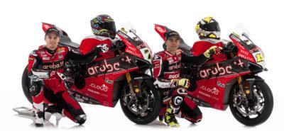 Après «Mission Winnow» MotoGP, Ducati présente ses pilotes et leurs V4 Superbike :: WorldSBK