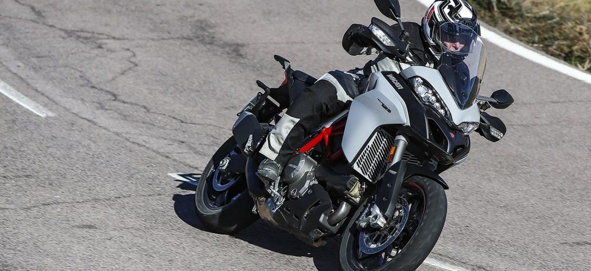 La Ducati Multistrada 950 nouvelle sait (presque) tout faire