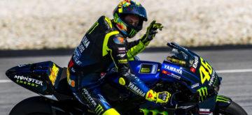 Rossi fête ses 40 ans. Joyeux anniversaire Valentino!