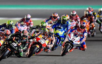 Petit guide TV à l'attention des Romands « accros » au show du MotoGP :: MotoGP à la TV