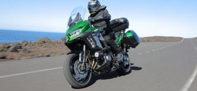 La Versys 1000 a hurlé son appel à l'aventure. Reçu cinq sur cinq! :: Test Kawasaki