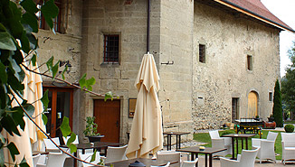 Restaurant du Château de Vuissens
