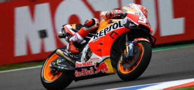 Marc Marquez est parti fort et il a roulé très très fort! Et personne ne l'a revu! :: MotoGP Argentine