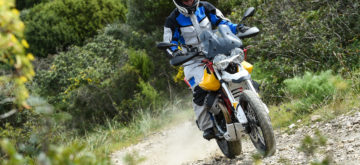 Moto Guzzi V85 TT, l'aigle reprend son vol