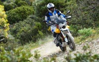 Moto Guzzi V85 TT, l'aigle reprend son vol :: Test Moto Guzzi