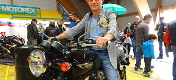 Plein succès pour le 17ème Motoshow, à Villeneuve