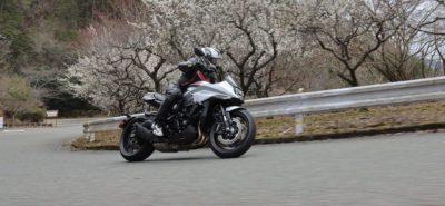 La Suzuki Katana nouvelle, pour trancher la route avec style :: Test Suzuki