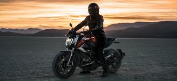 La nouvelle Zero SR/F, le futur de la moto ?