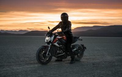 La nouvelle Zero SR/F, le futur de la moto ? :: Nouveautés 2019