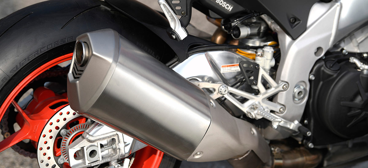 Le Tyrol autrichien bannit les motos «bruyantes» cet été