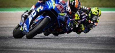 Marquez tombe, et Rins décroche sa première victoire devant Rossi :: MotoGP 2019