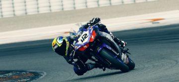 Premières courses du championnat suisse à Valencia, avec la coupe Yamaha R3