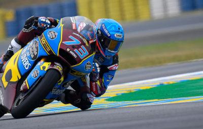 Alex Marquez s'offre une belle victoire après une disette de 25 courses :: Moto2 GP de FRance