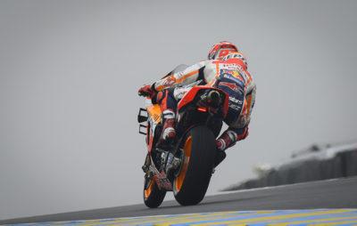 Marc Marquez couronné Roi de France offre un 300e sacre à Honda :: Sport