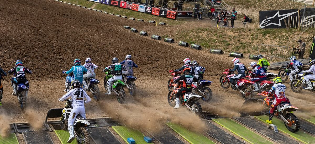 Les Grand Prix motocross pourraient redémarrer en août en Russie