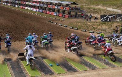 Les Grand Prix motocross pourraient redémarrer en août en Russie :: Covid-19