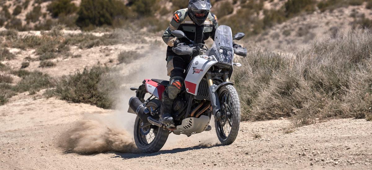 Yamaha Ténéré 700, l'aventure au bout du pneu