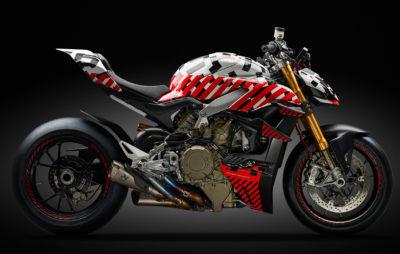 Le proto de la future Ducati Streetfighter V4 en course à Pikes Peak :: Nouveauté 2020