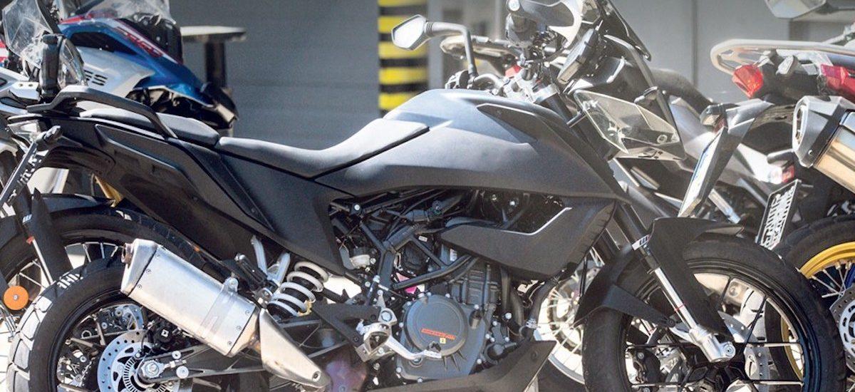 KTM va lancer une 390 Adventure cet automne