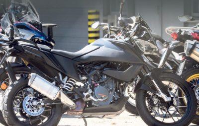 KTM va lancer une 390 Adventure cet automne :: Actu, Motos