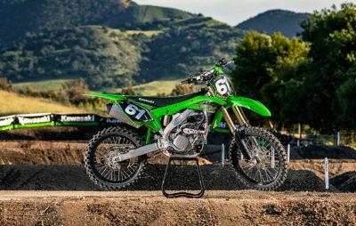 Une Kawasaki KX250 version 2020 plus puissante! :: Nouveauté 2020