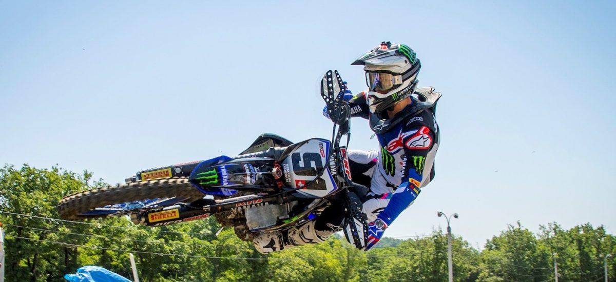 Arnaud Tonus et Jeremy Seewer tous deux sur le podium au Grand Prix de Russie