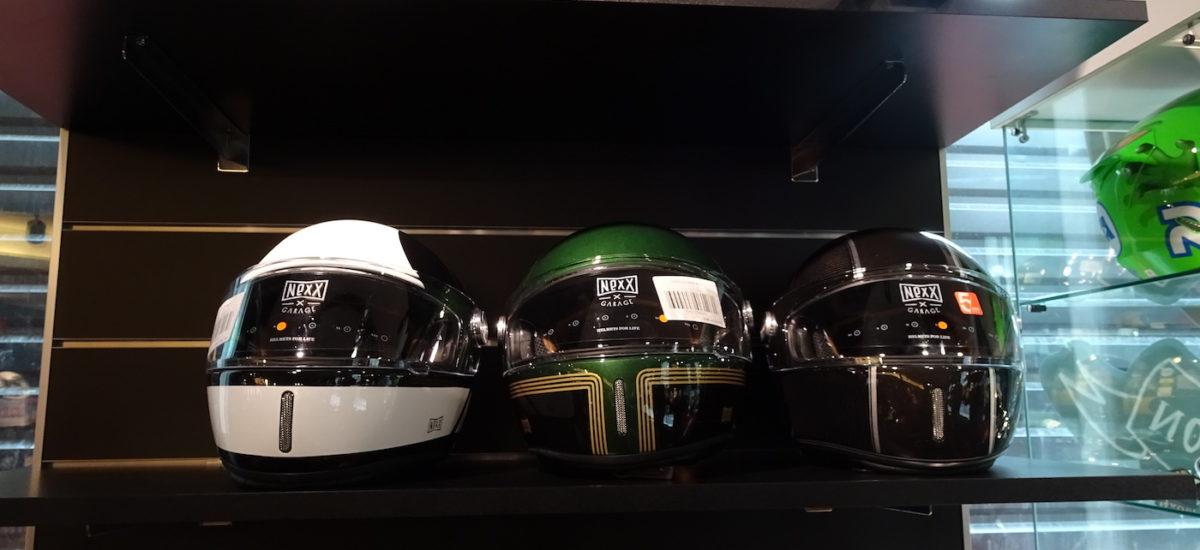 Les casques Nexx à présent disponibles en Suisse
