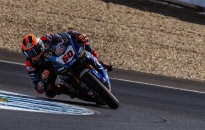 Michael van der Mark s'impose pour la première fois de la saison :: worlsbk Jerez
