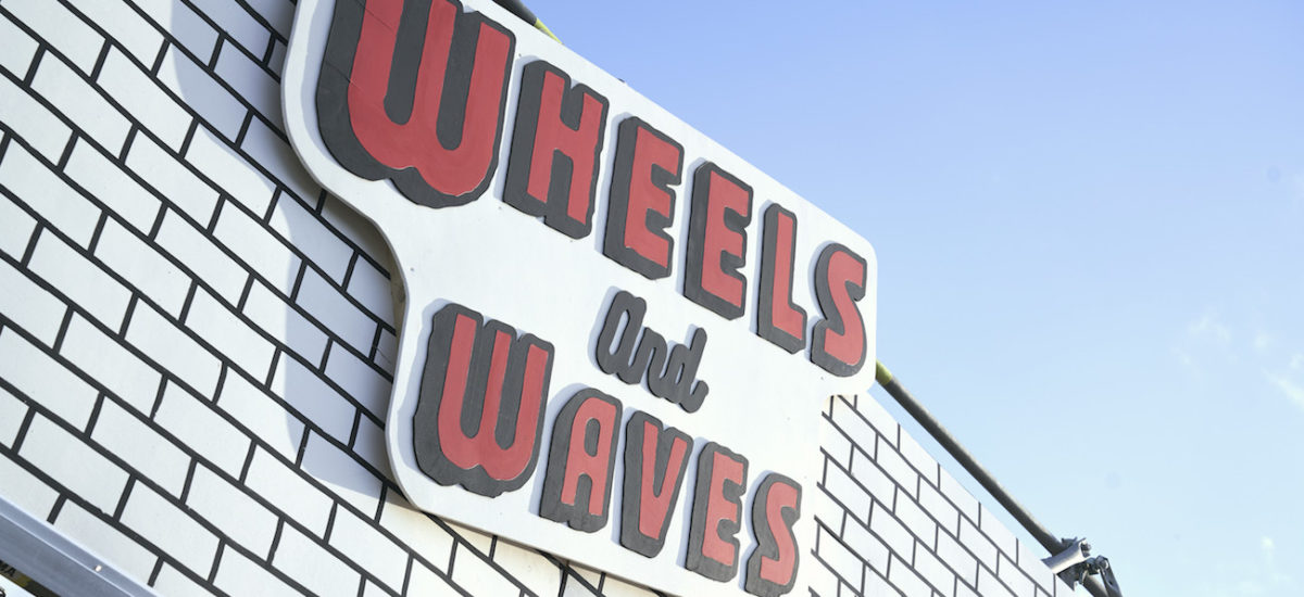 Le Wheels and Waves 2020 aura lieu en septembre