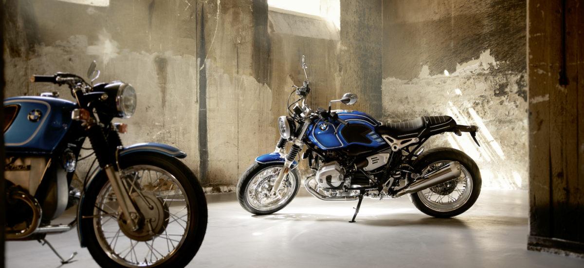Une BMW R NineT /5 en hommage aux premières motos produites à Berlin