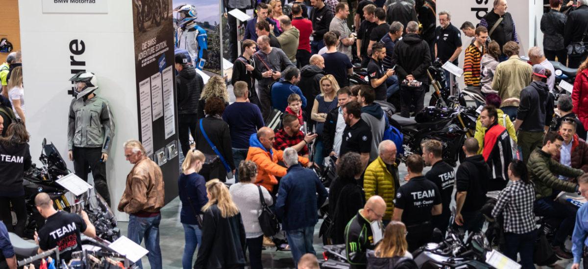 Swiss-Moto 2020 se fera sans BMW!