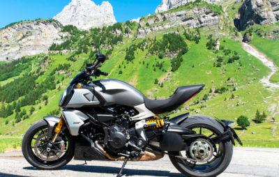 Une Ducati Diavel diablement efficace :: Test Ducati