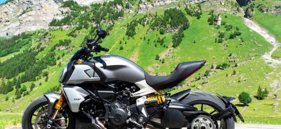 Une Ducati Diavel diablement efficace