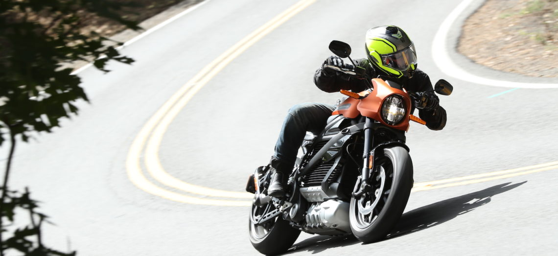 La LiveWire électrique, une nouvelle espèce de Harley