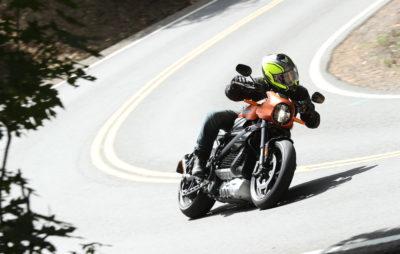 La LiveWire électrique, une nouvelle espèce de Harley :: Test Harley-Davidson