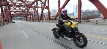 La Harley-Davidson la plus sportive est électrique