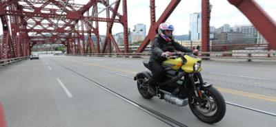 La Harley-Davidson la plus sportive est électrique :: Oh! La belle surprise