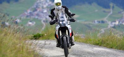 Le paradis des motards a accueilli le Ténéré Tour :: Yamaha T700