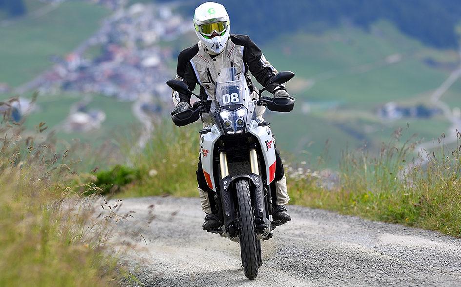 Le paradis des motards a accueilli le Ténéré Tour