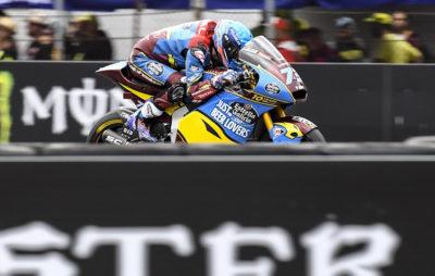 Alex Marquez enfonce le clou, tandis que Tom Lüthi vit une grosse désillusion :: Moto2 Brno