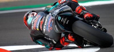 Fabio Quartararo met à mal le record de la piste de Silverstone :: MotoGP