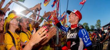 Nouveau podium pour Jeremy Seewer, et titre pour Tim Gajser à Imola