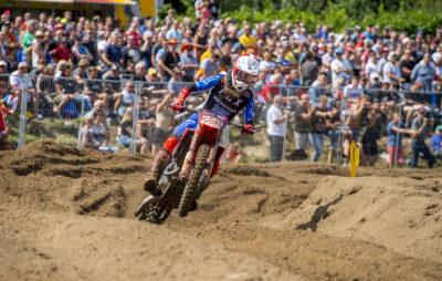 Le sable de Lommel a choisi son vainqueur, Tim Gajser, deux fois second :: MXGP-MX2 2019