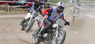 La nouvelle piste de l'Orny Ring a convaincu les amateurs de Flat Track :: Dirt Track vaudois