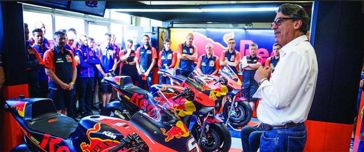 KTM réaffirme son engagement en MotoGP, redéfinit ses priorités et place sa marque soeur Husqvarna en Moto3